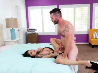 Rough handjob balls xxx Brenna Sparks in Taming a Young Slut