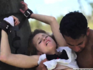 Japan spit slave Helpless teen Lily Dixon is lost and