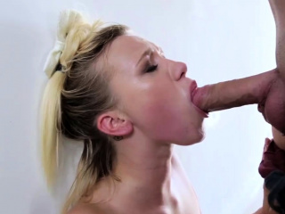 Blonde teen fucks teacher hd Disobeying Daddy