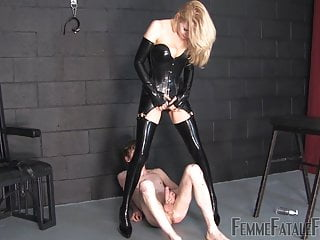 Mistress Eleise De Lacy - Anal Fuck Toy
