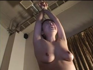 Whipping a Japanese MILF-Bot & Breast