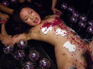 Anna Sakura Gets Punished With Various Sex Toys - AsiansBondage