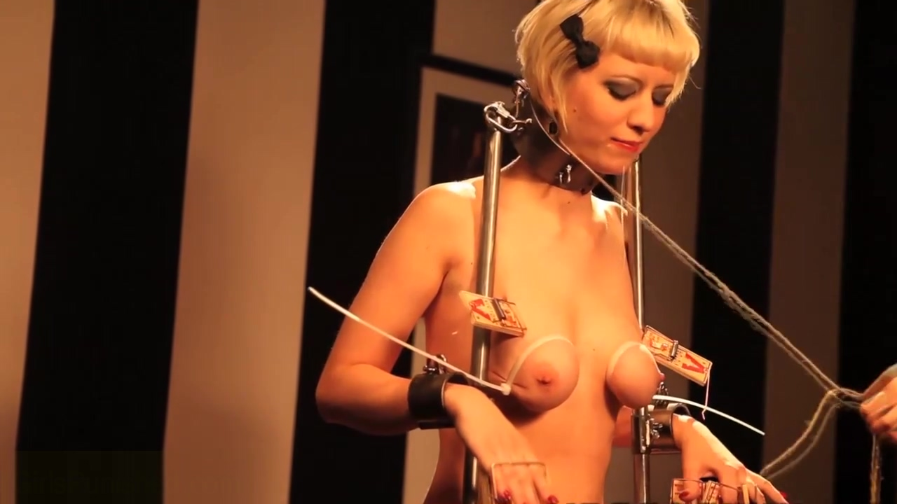 Bdsm slave gets punished